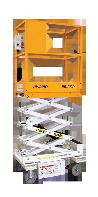 Hy-brid 5.0 hoogwerker